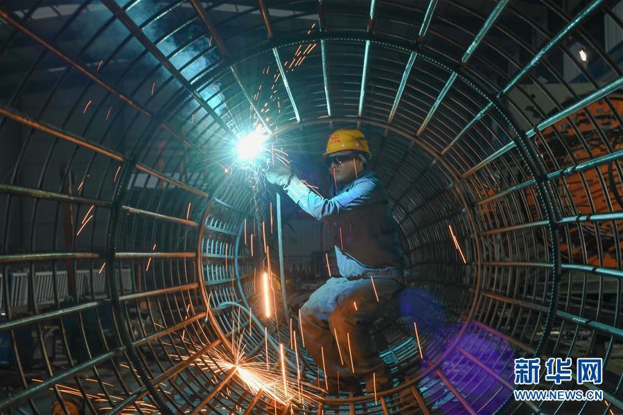 (经济)(2)新建福厦铁路厦门段桥隧全面开工