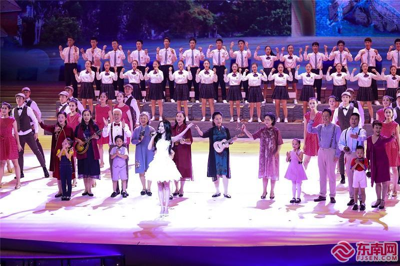 第28届中国金鸡百花电影节在厦举行 星光熠熠闪耀鹭岛图2