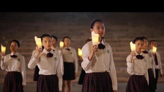 """厦门六中举办""""音乐团课""""并发布新歌《燃烧》 献礼建党百年"""
