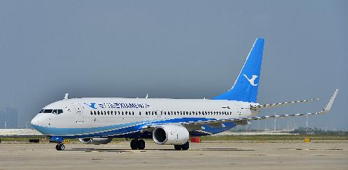 包括波音737-700机型17架