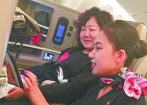 即日起部分飞机航班上可以玩手机了 厦航已启动评估工作